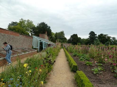 Garden at Down