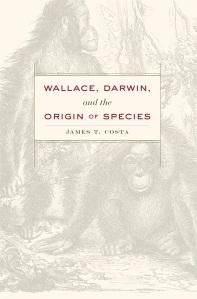 Wallace, Darwin & Origin of Species.jacket copy