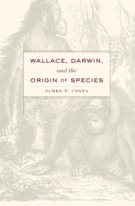 Wallace, Darwin & Origin of Species.jacket copy